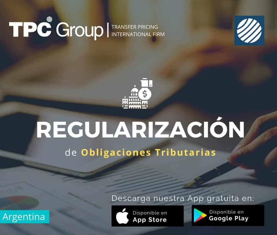 Regulización de Obligaciones Tributarias