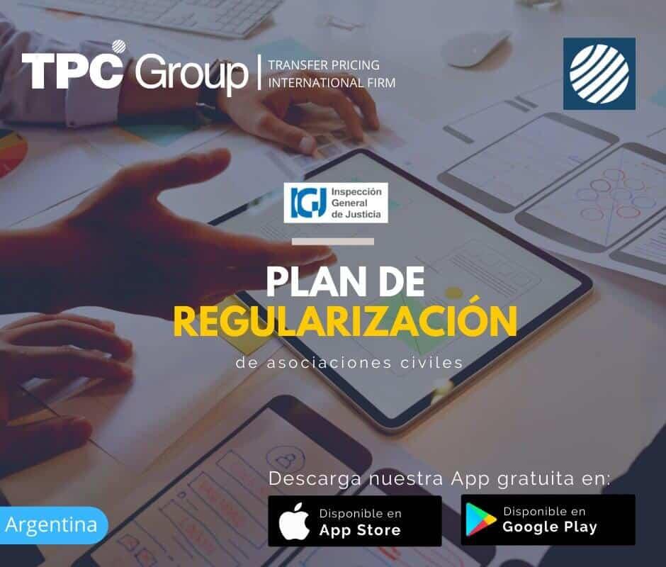 Plan de Regularización de Asociaciones