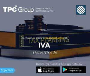 Precisiones Sobre el Procedimiento del IVA