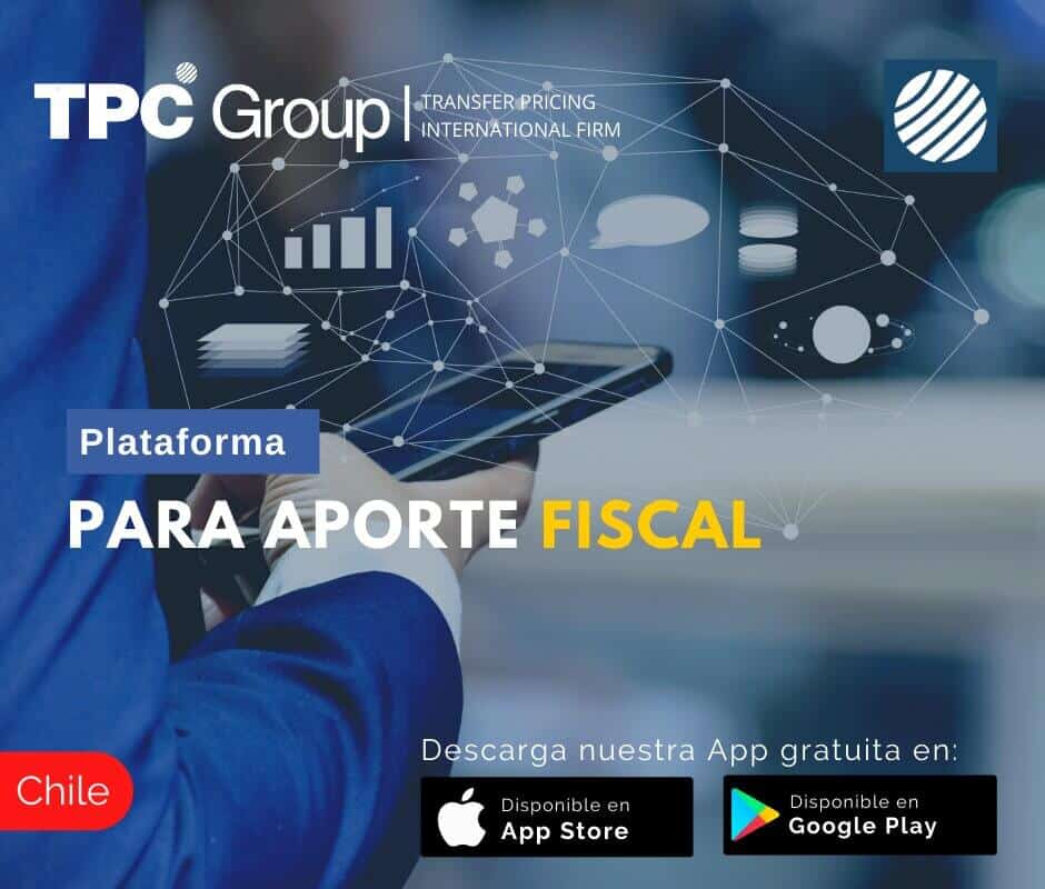 Plataforma para Aporte Fiscal