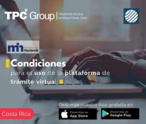 Condiciones para el Uso de la Plataforma de Trámite Virtual