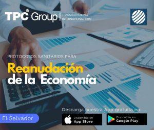 Protocolos Sanitarios para Reanudacion de la Economia