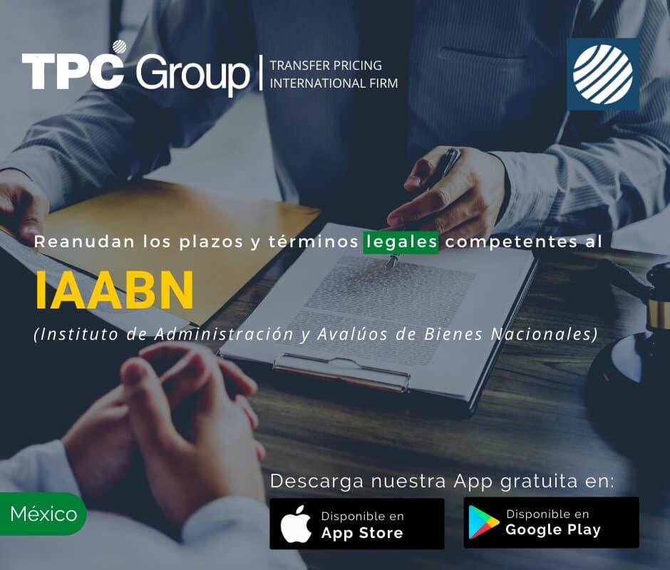 Reanudan los Plazos y Términos Legales Competentes al IAABN