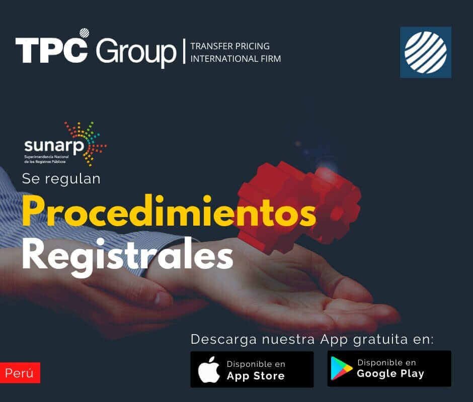 Se Regulan Procedimientos Registrales