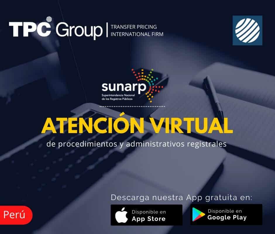 Atención Virtual de Procedimientos y Administrativos