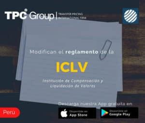 Modifican el Reglamento de la ICLV