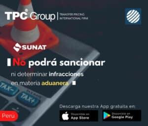 SUNAT No Podrá Sancionar ni Determinar Infracciones