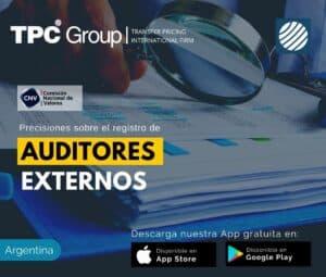 Precisiones Sobre el Registro de Auditores Externos