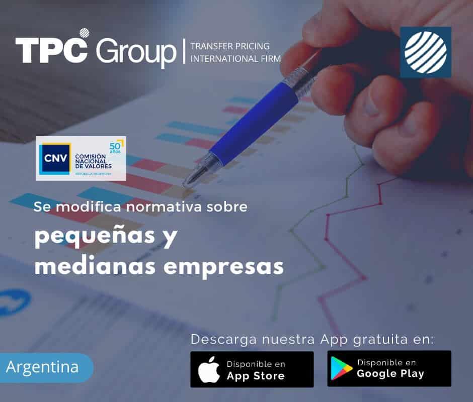 Se modifca normativa sobre pequenas y medias empresas en Argentina