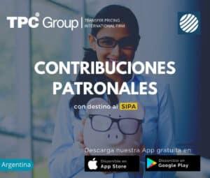 Contribuciones patronales con destino al SIPA en Argentina