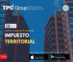 Aceptan propuesta de rebaja del impuesto territorial en Chile