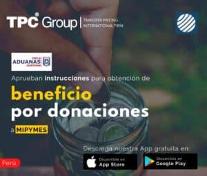 Aprueban instrucciones para obtención de beneficio por donaciones a MIPYMES en Chile