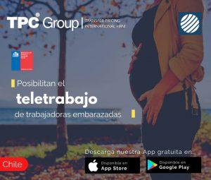 Posibilitan el teletrabajo de trabajadora embarazada en Chile