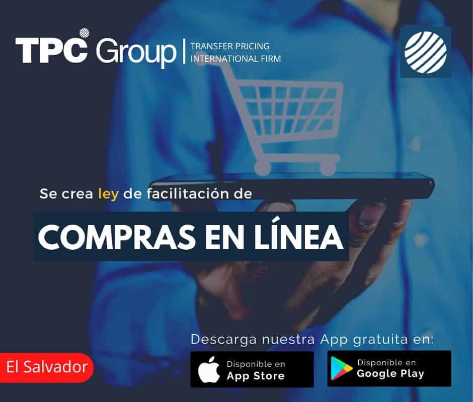 Se crea ley de facilitación de compras en linea en El Salvador