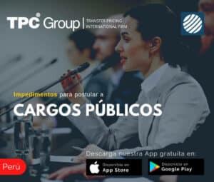 Peru Impedimientos para postular a cargos publicos