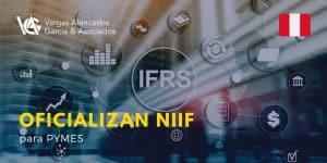 Peru Oficializan NIIF para PYMES