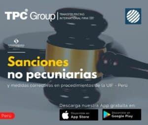 Sanciones no Pecuniarias y Medidas Correctivas