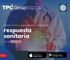 Dictan medidas para ampliar y reforzar la respuesta sanitaria en Perú