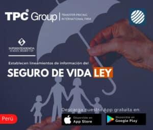 Establecen lineamientos de información del seguro de vida de ley en Perú