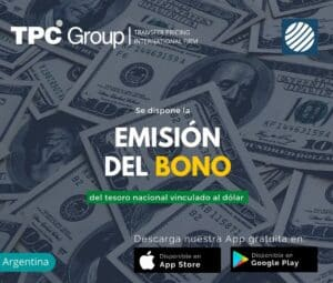 Se Dispone la Emisión del Bono del Tesoro
