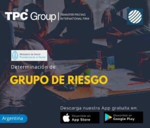 Determinación de Grupo de Riesgo