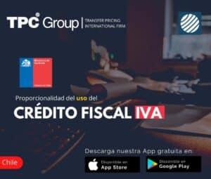 Proporcionalidad del Uso del Crédito Fiscal IVA
