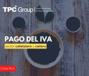 Pago del IVA Sector Cafetalero
