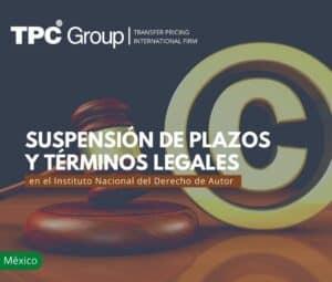 Suspensión de Plazos y Términos Legales