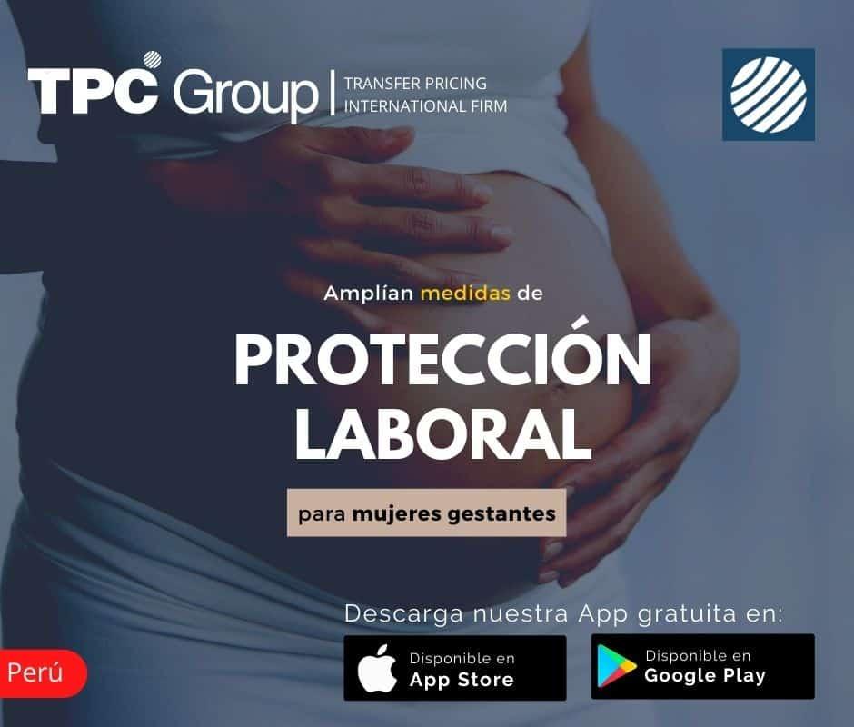 Amplian Medidas de Protección Laboral