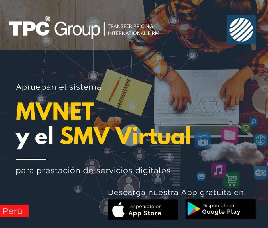 Aprueban el Sistema MVNET y el SMV Virtual