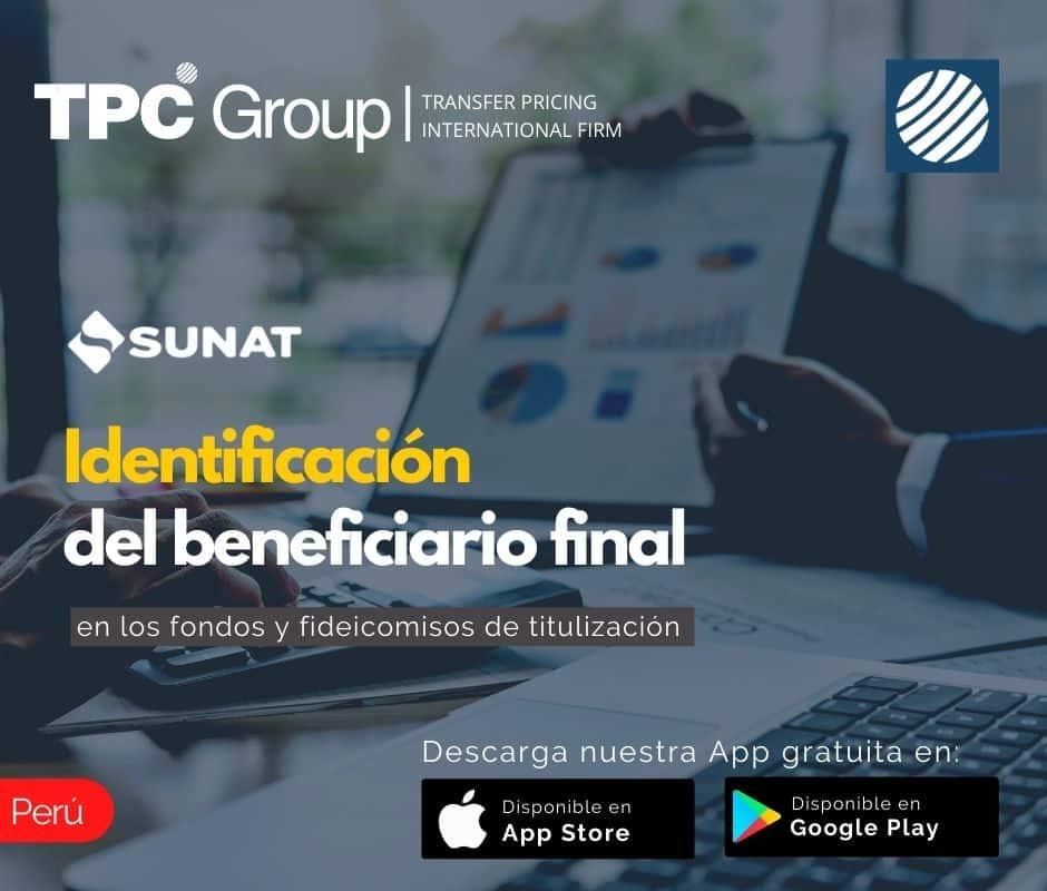 Identificación del Beneficiario Final