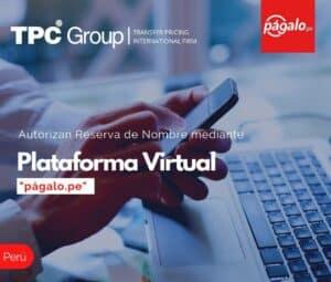 Nueva Plataforma Virtual Págalo