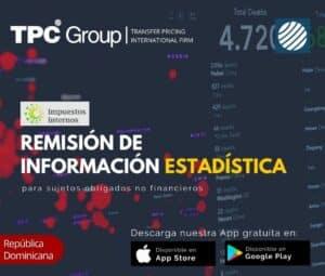 Remisión de Información Estadística para Sujetos