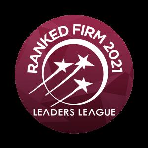 Logo ranking firm 2021 LL