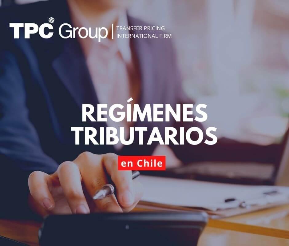 Regímenes tributarios en Chile