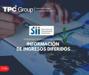 IMPARTEN INSTRUCCIONES SOBRE INFORMACIÓN DE INGRESOS DIFERIDOS