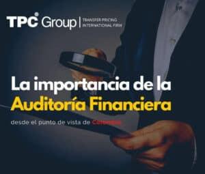 la importancia de la auditoria financiera en Colombia