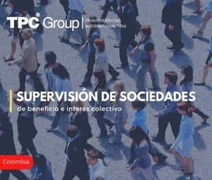 SUPERVISIÓN DE SOCIEDADES DE BENEFICIO E INTERÉS COLECTIVO - GUS