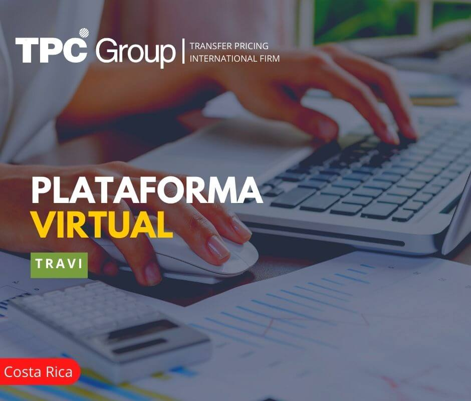 Plataforma virtual TRAVI en Costa Rica