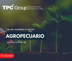 Ley de Medidas al Sector Agroperuano ante el Covid-19