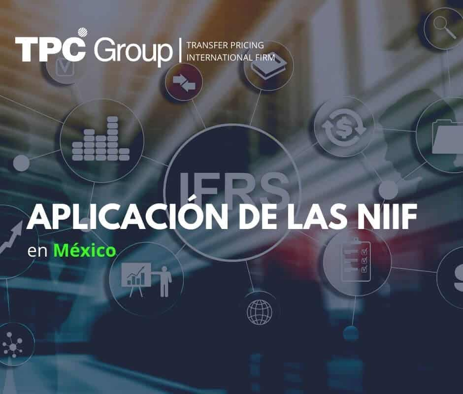 Aplicación de las NIIF en México