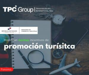 MODIFICAN NORMA DE INCENTIVOS DE PROMOCIÓN TURÍSTICA