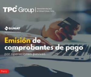 EMISIÓN DE COMPROBANTES DE PAGO POR OPERACIONES PASIVAS