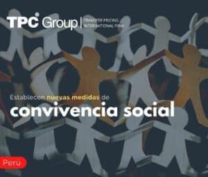 Establecen Nuevas Medidas de Convivencia Social