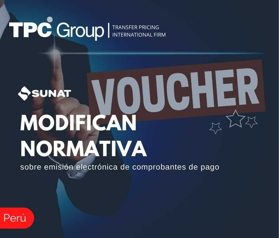 MODIFICAN NORMATIVA SOBRE EMISIÓN ELECTRÓNICA DE COMPROBANTES DE PAGO