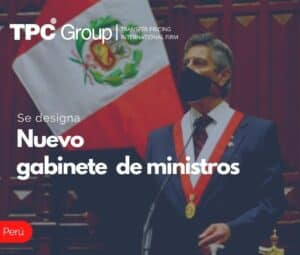 SE DESIGNA NUEVO GABINETE DE MINISTROS