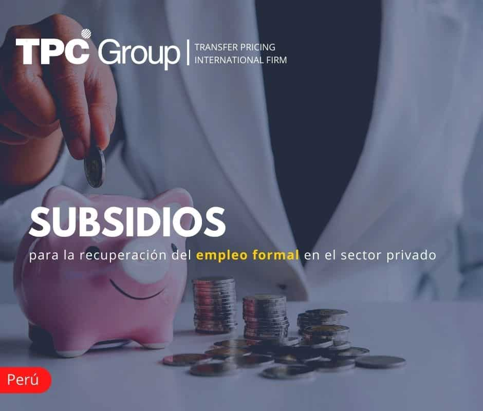 Subsidio para la Recuperación