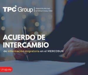 ACUERDO DE INTERCAMBIO DE INFORMACIÓN MIGRATORIA EN EL MERCOSUR