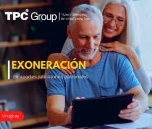 EXONERACIÓN DE APORTES JUBILATORIOS PATRONALES