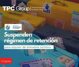 Suspenden Régimen de Retención para Alquiler de Inmueble